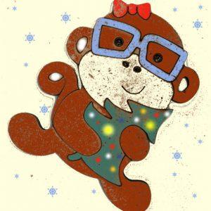 2016-monkey (Символ 2016)