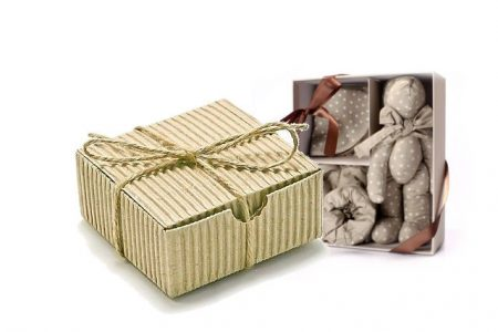 Эко упаковка для подарков.
