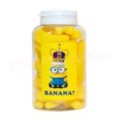 "Баночка з цукерками ""Банана"""