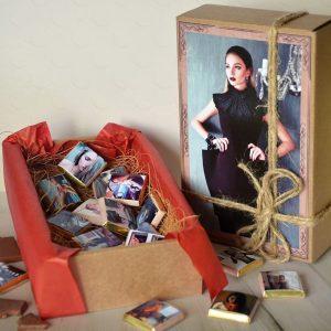 Набори шоколадок з фото