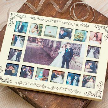 Шоколадки з фото. Весілля.