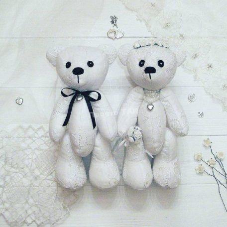 Ведмедик подарунковий. Ведмедик подарунок