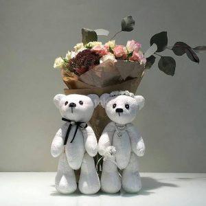 Белый мишка. Заказать подарок