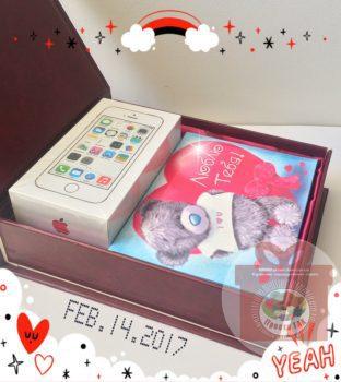 Подарочный набор с телефоном
