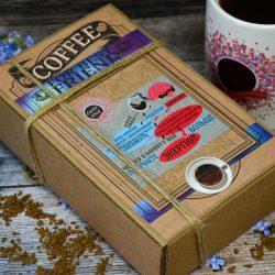 Подарунковий набір кава та шоколад