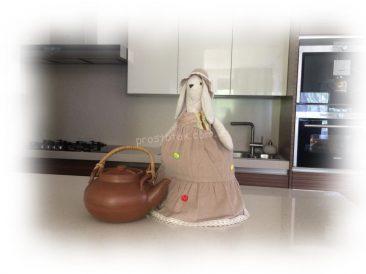 Грілка на чайник для заварки. Практичний та оригінальний подарунок