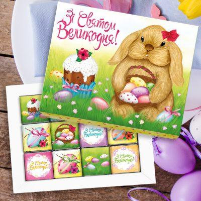 Купити пасхальні солодощі . Доставка по Україні.