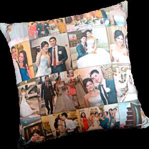 Печать фотографий на подушках