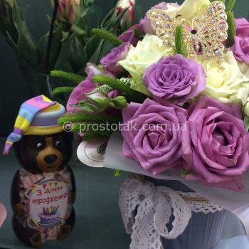 Квіти в коробках з доставкою додому чи в офіс