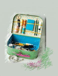 Что подарить женщине. Подарочная коробка чемодан купить в Киеве 1 шт.