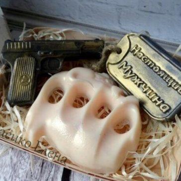 """Купить Набор мыла """"Настоящему мужику"""" - черный, мыло ручной работы, подарок мужчине. Купить мыло для мужчин Киев, в Украине - мыло для мужчин. Подарок своими руками. Хенд мей (hend made)ю Украина. Киев."""