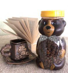 Баночка для хранения кофе. Купить в Киеве.