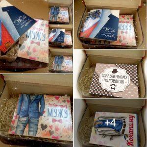 Крутий подарунок для хлопця, незвичайний подарунковий набір на День народження