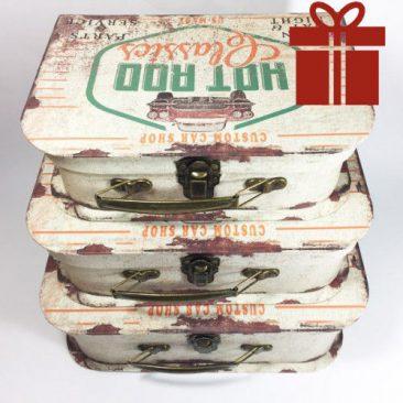 Подарочная коробка HOT ROD