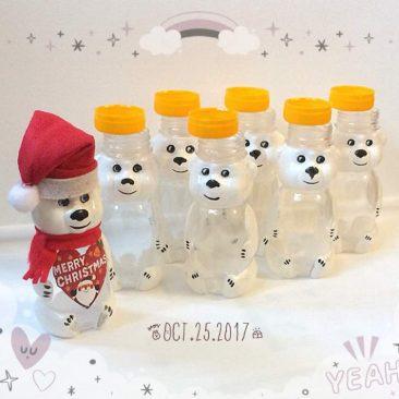 Уникальный подарок для ребенка. Баночка МИШКА с любимыми сладостями.