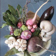 Подарок вегетарианцу. Букет из овощей.