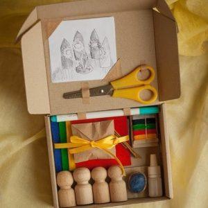 Подарунок дитині набір для творчості