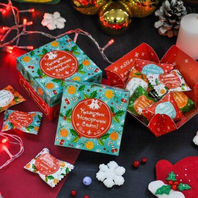 недорогі подарункові набори на новий рік