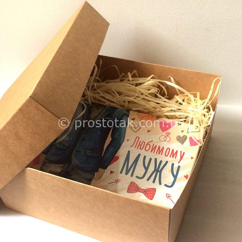 Как красиво положить подарок в коробку 42