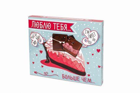 Подарунок для дівчини на 14 лютого