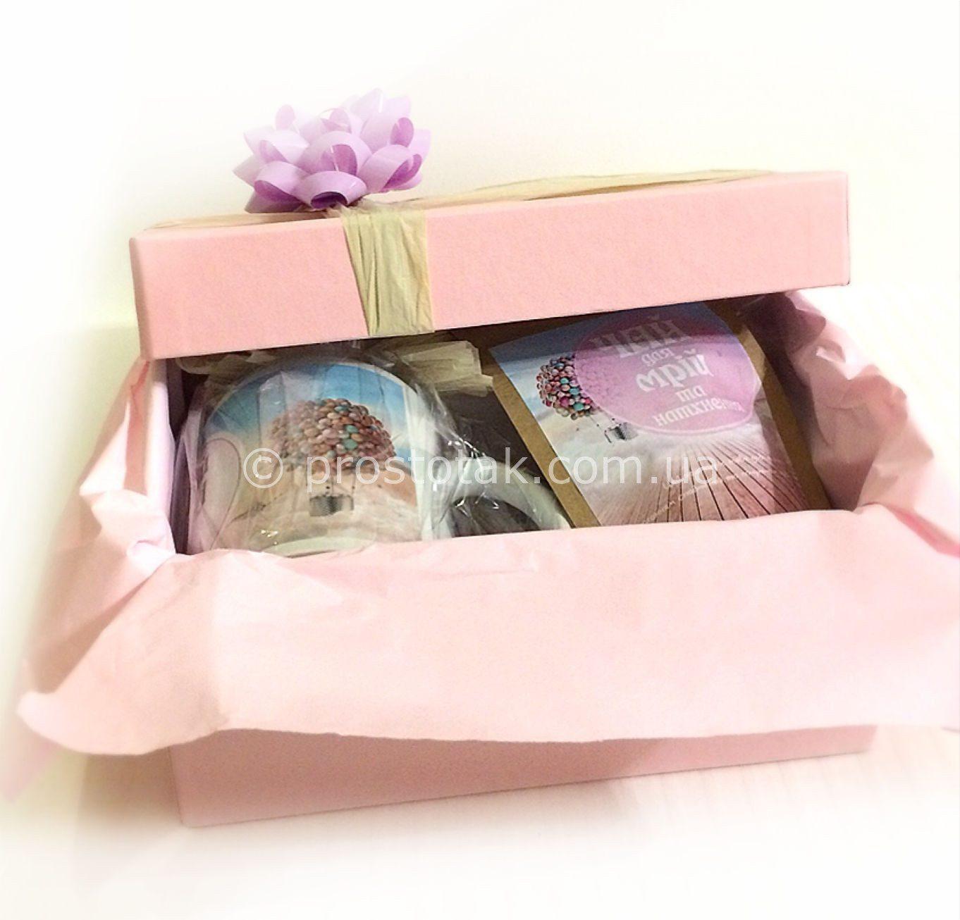 Заказать подарок девушке на День рождения