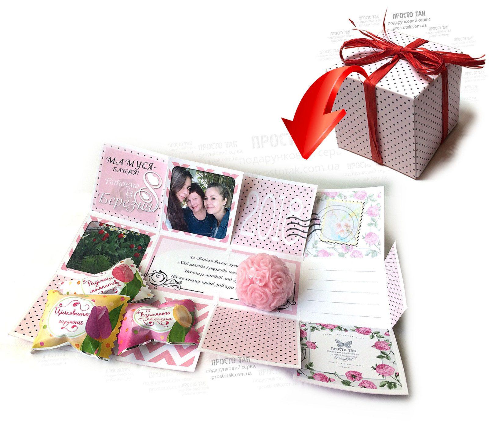 Подарунковий набір для мами на День народження ⋆ Просто ТАК