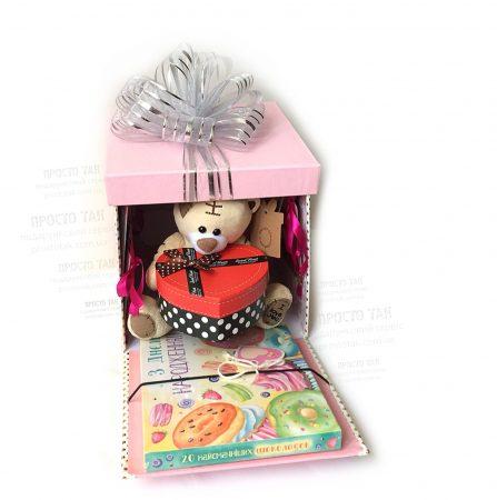 Прикольний подарунок на День народження дівчині