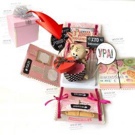 Подарунки дівчатам на День народження