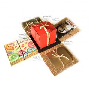 Подарунок дівчині на День народження для фото WOWBOX # 5в1.