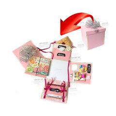 Заказать подарок в коробке WOW BOX в Украине
