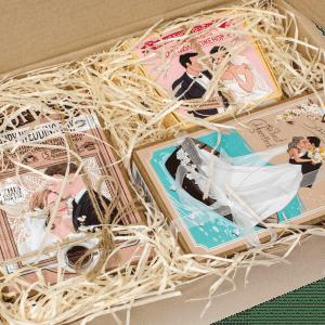 Подарочный набор на свадьбу для молодоженов