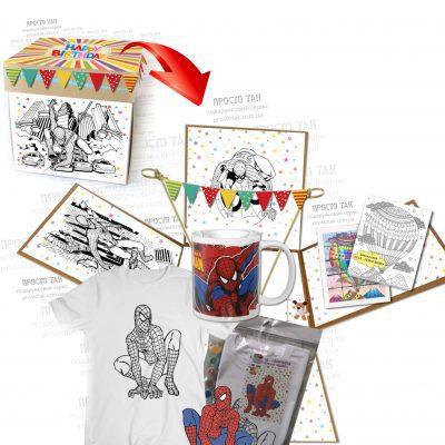 Подарунковий набір для дитини на День народження в коробці