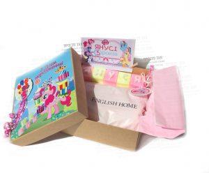 Подарунковий набір для дівчинки на День народження