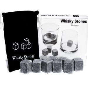 Камни для виски в подарочных наборах