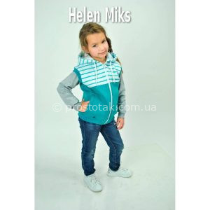 Пошив трикотажной детской одежды мелким оптом в Украине