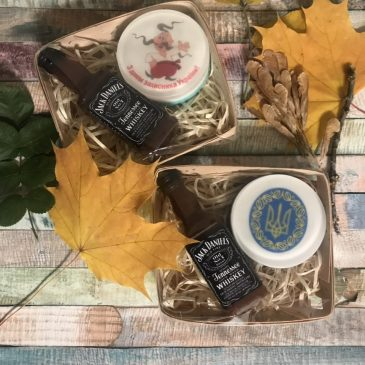 Подарочный набор из мыла