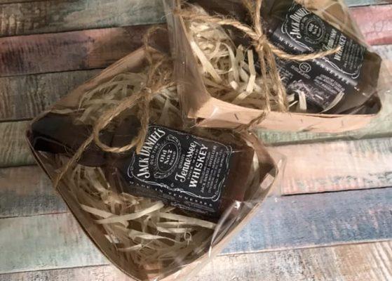Подарок для мужчины с подарочный мылом