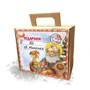 Как упаковать подарок от Святого Николая