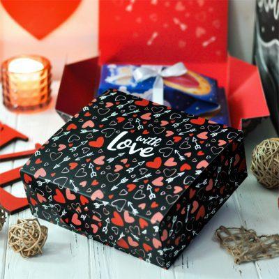 Подарочный набор на 14 февраля в коробке