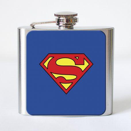 Фляга знак супермена