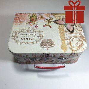 Коробка чемодан PARIS