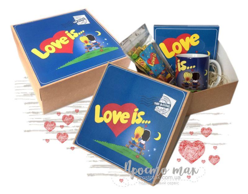 Подарки серии Love is...