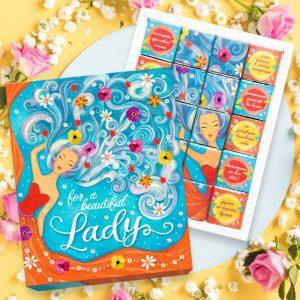 "Шоколадный набор ""lady-PAZL"""