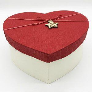 Коробка в виде сердца