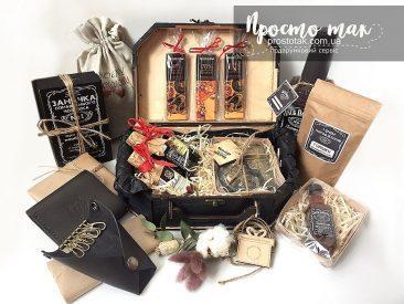 Наборы для мужчин gifts box Kiev