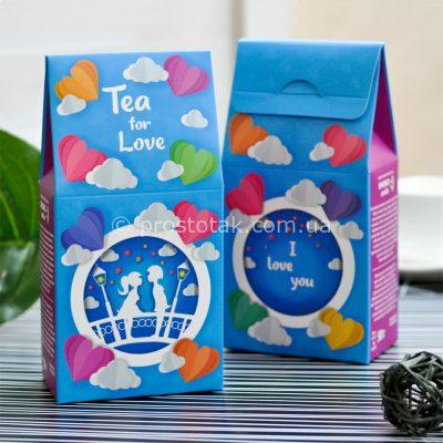 Чай «For love»