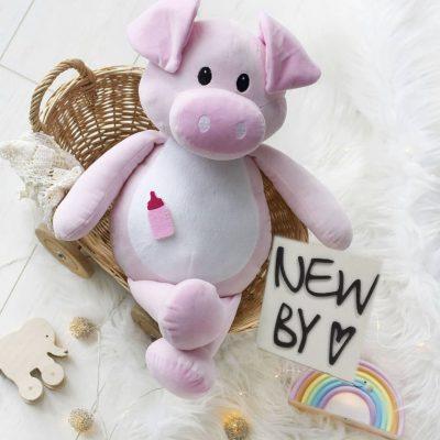 Подарок ребенку мягкая игрушка ПОРОСЕНОК