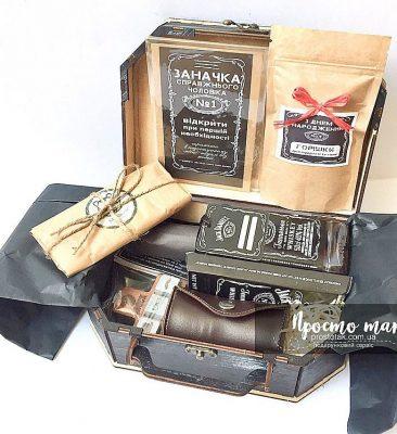 Подарок для мужчины набор