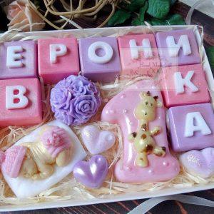 Подарок ребенку на один годик