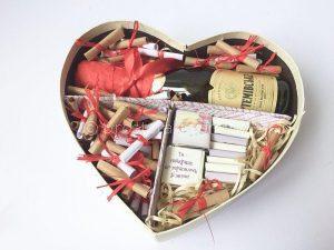 101 причина любви - подарок для девушки